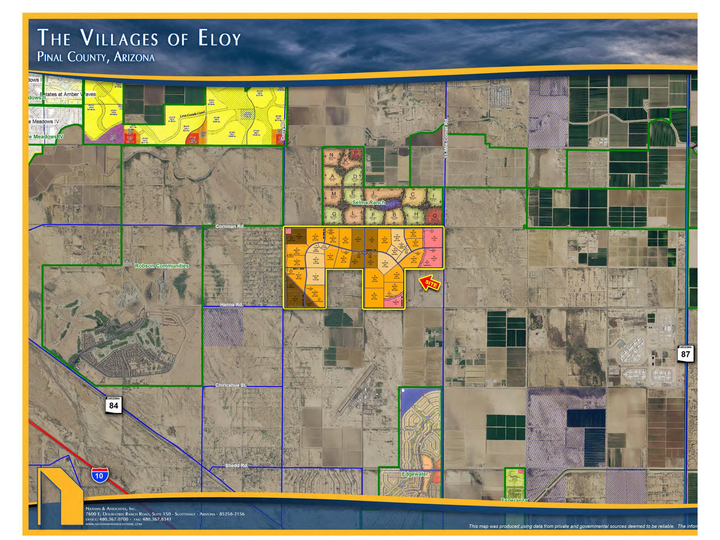 Phoenix-Tucson Ranch - Eloy, AZ