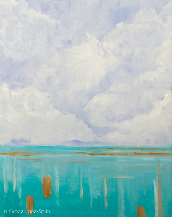 Mirrored Seas