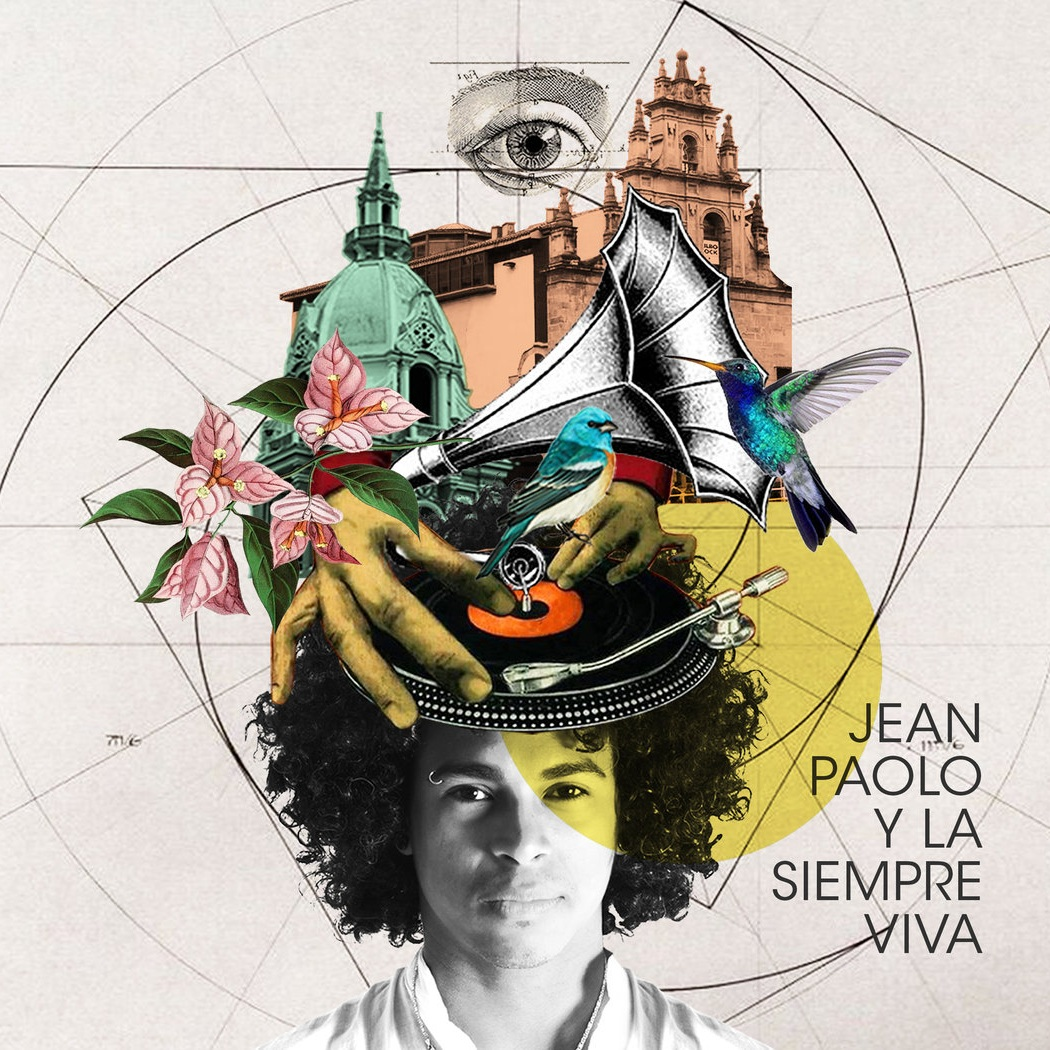 Jean Paolo y La Siempre Viva - (Co-Produc.) LP - Jun 2018