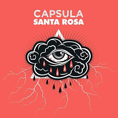 Capsula - Santa Rosa - LP - 2016