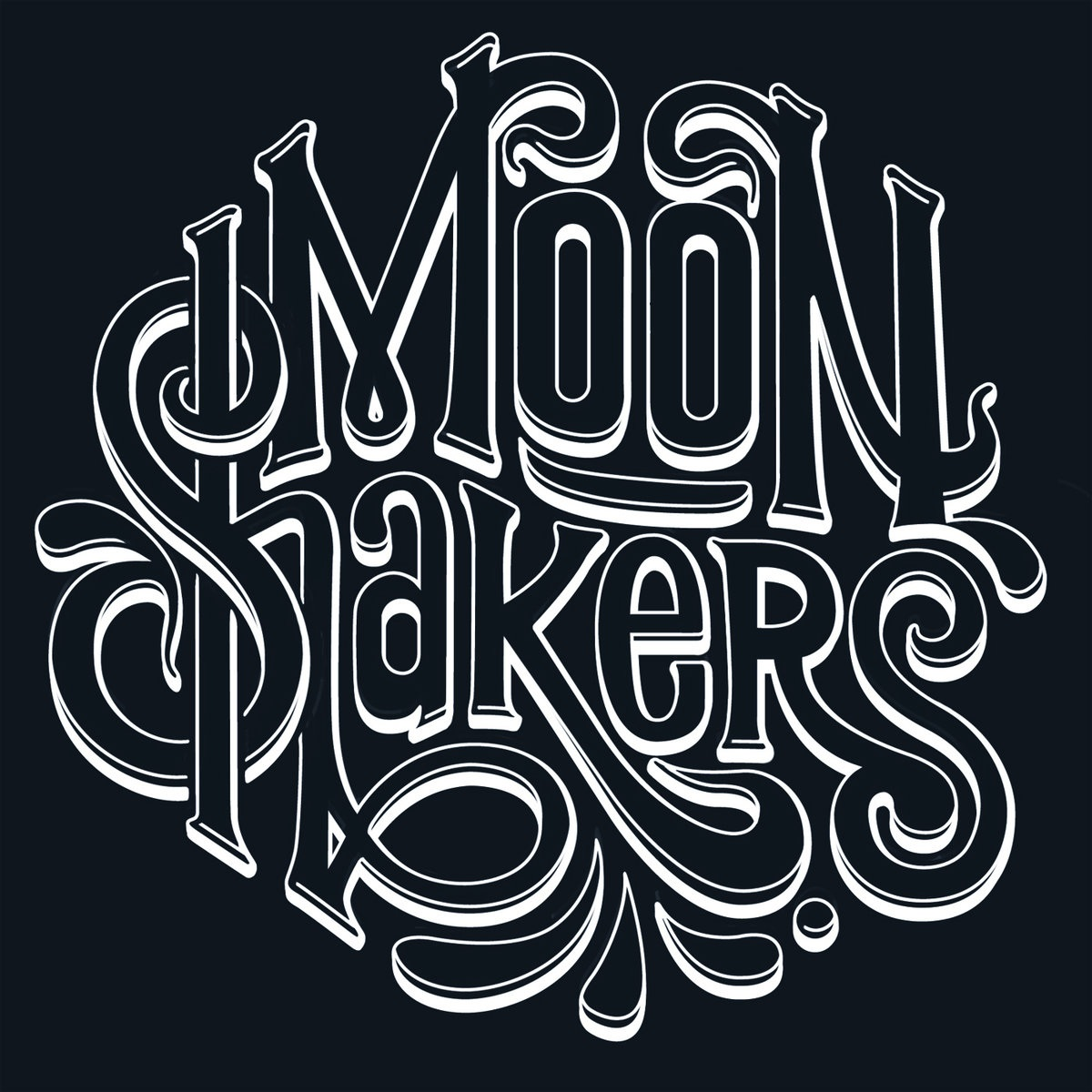 Moonshakers - Moonshakers - LP - Nov 2015