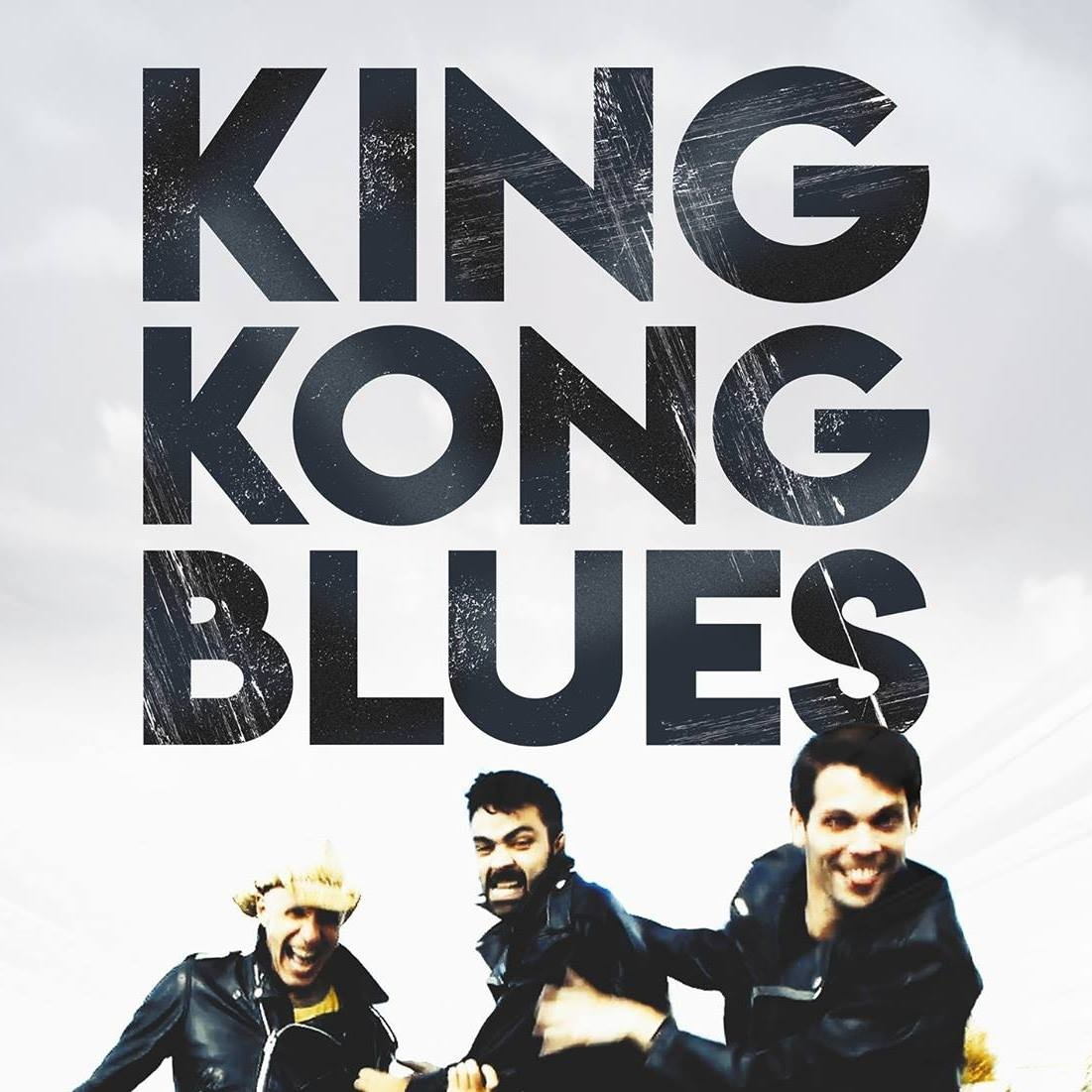 King Kong Blues - LP - Junio 2018