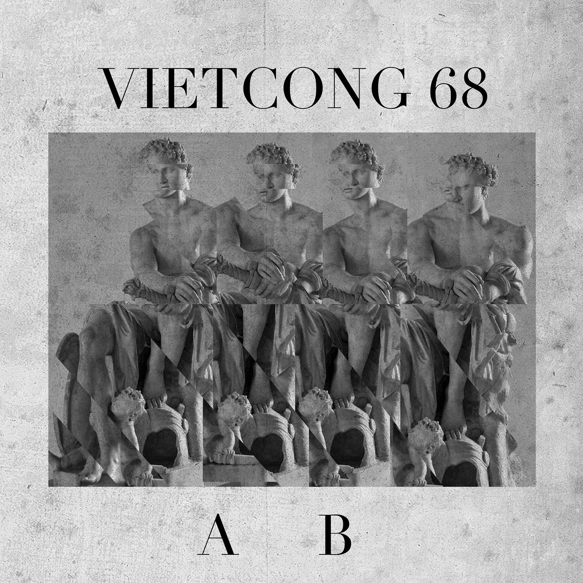 Vietcong 68 - A B - LP - Nov 2017
