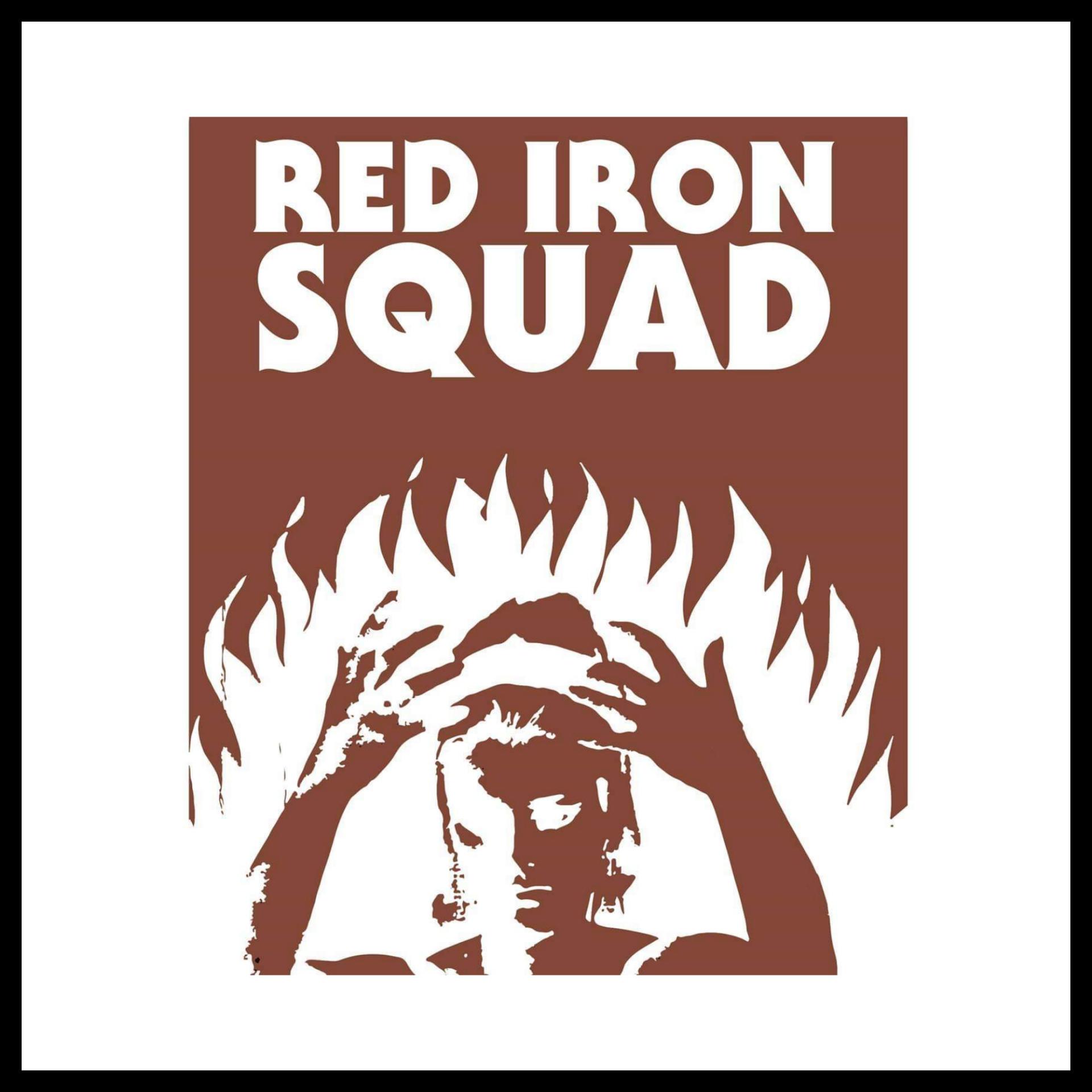 Red Iron Squad - LP - Abril 2019