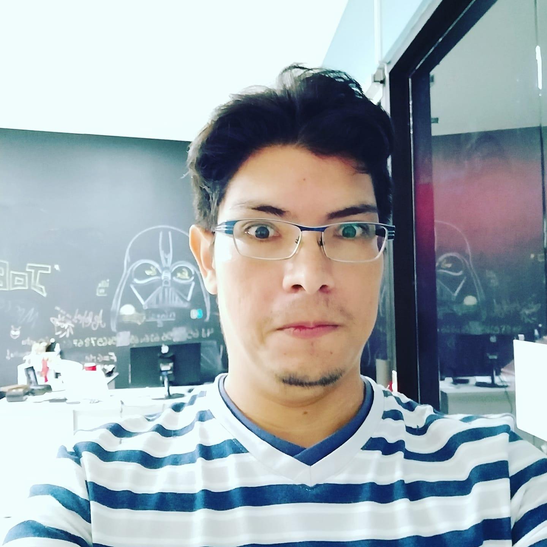 Cesar Bolaños  Information Systems Engineer and Lead Coding Teacher