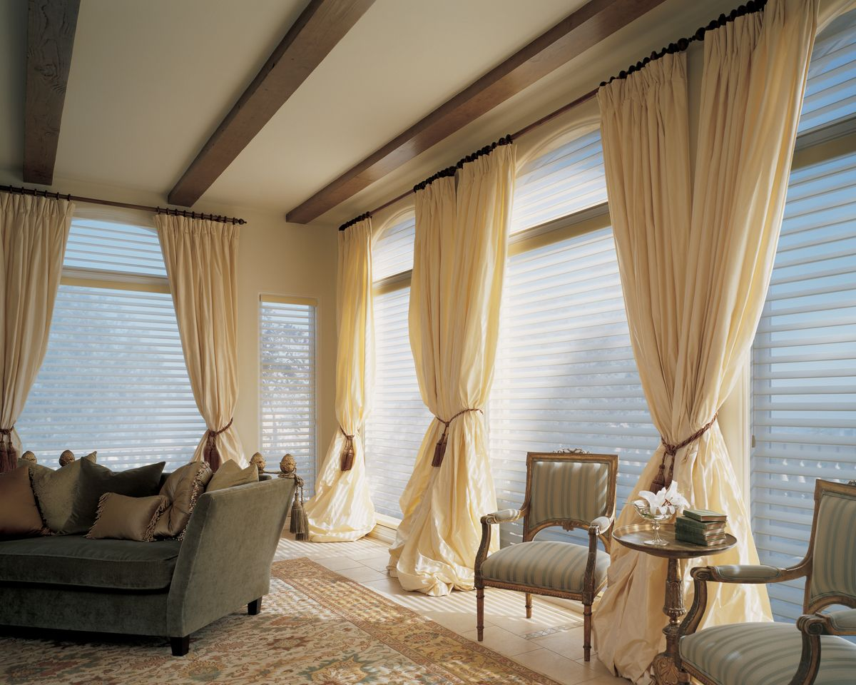 Window Sheers | Sheer Blinds | Silhouette® | Hunter Douglas