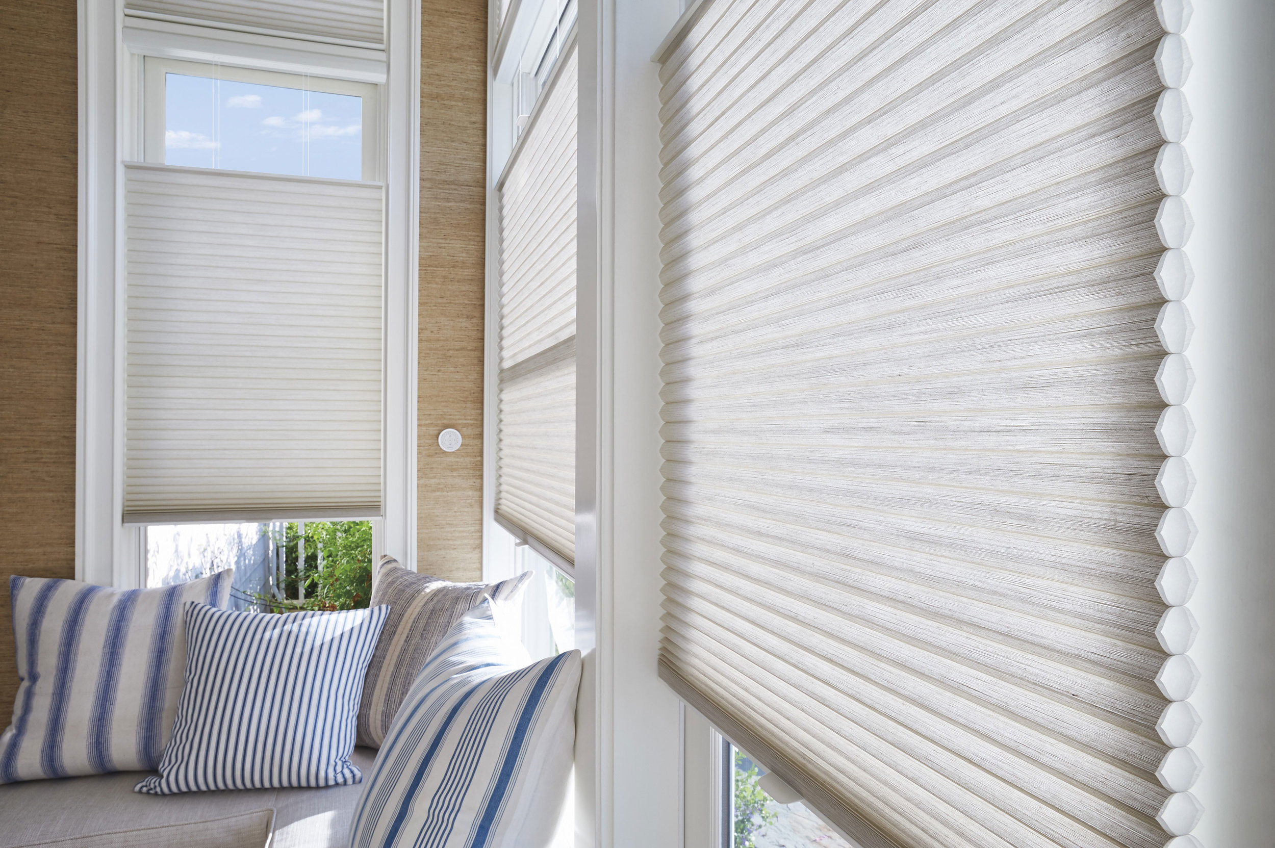 Cellular Shades | Honeycomb Blinds | Duette® - Hunter Douglas