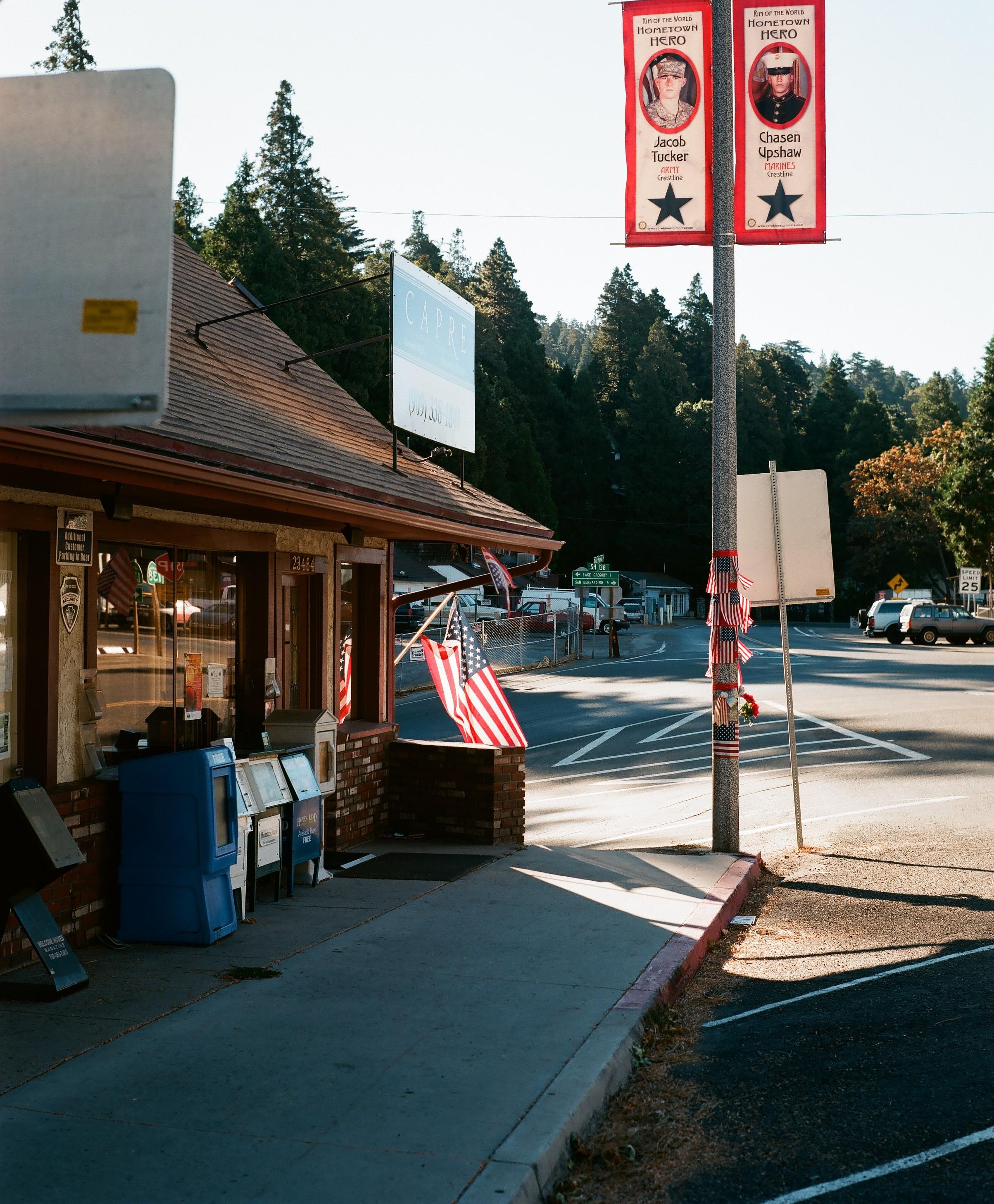 Crestline, California