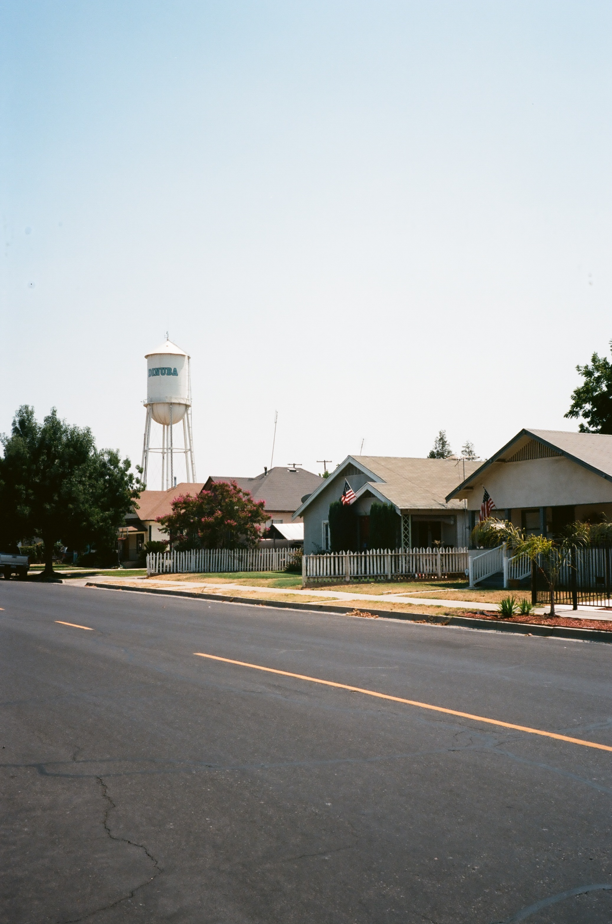 Dinuba, California