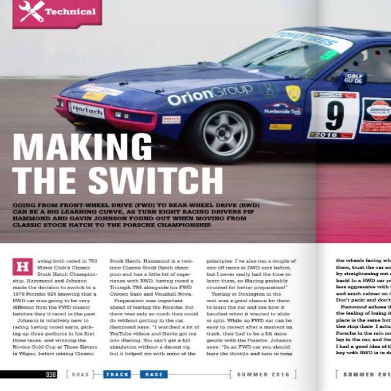 June, 2016 -  Motor Days Magazine