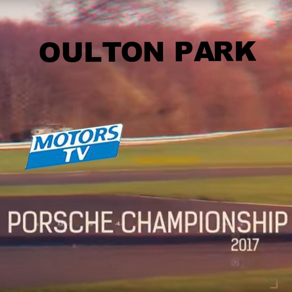 April 8, 2017 -  Oulton Park races on Motors TV.