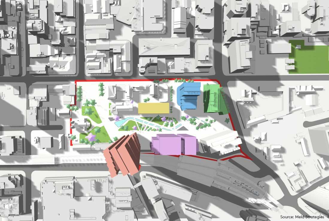 Parramatta Square - City of Parramatta