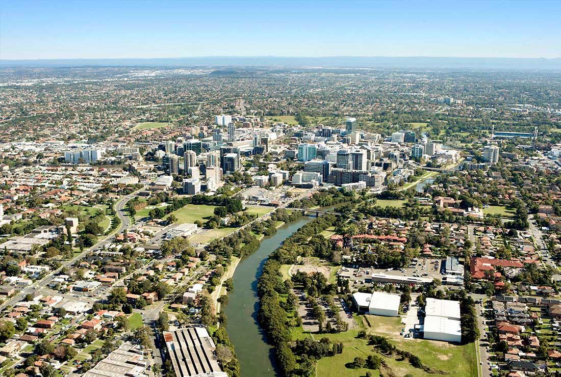 City of Parramatta - Smart City Masterplan - City of Parramatta