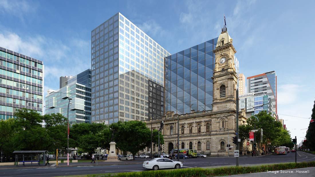 GPO Tower - Charter Hall