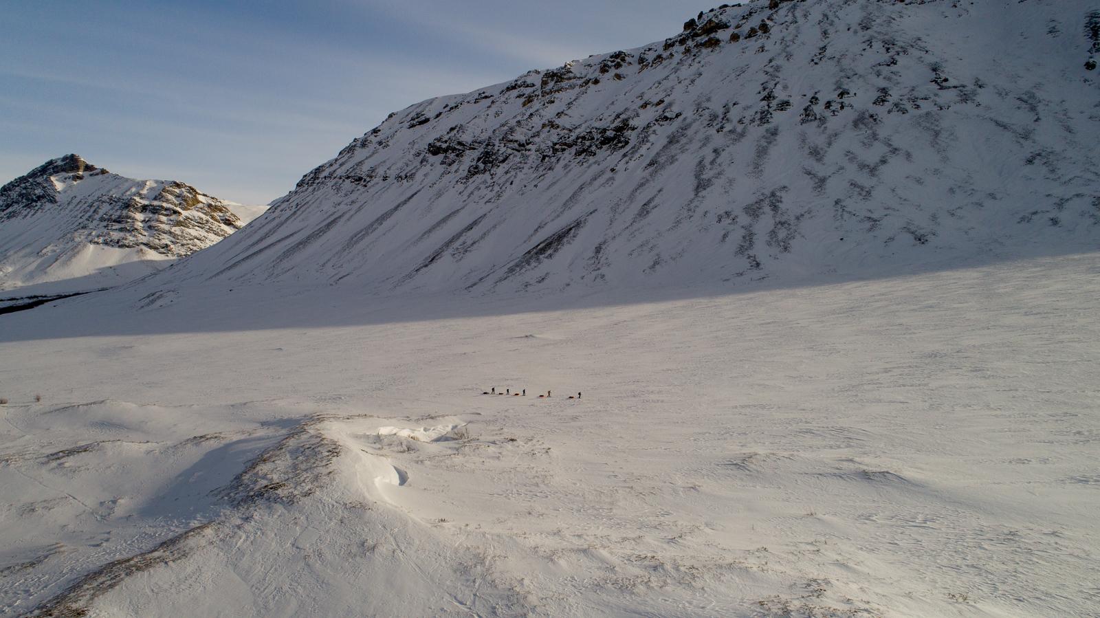 Anaktuvuk River Basin, Alaska