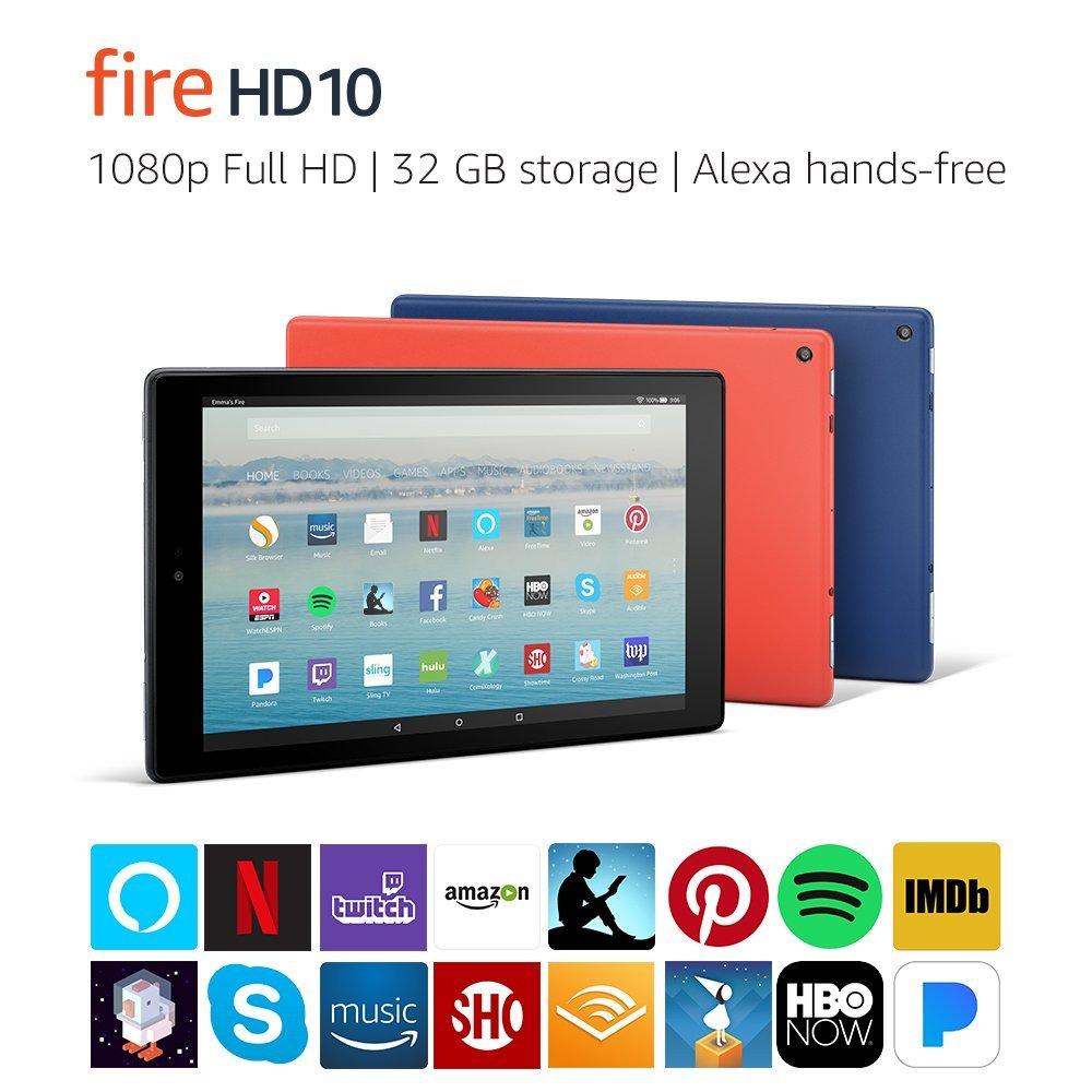 Fire HD10 - Best on the Market!