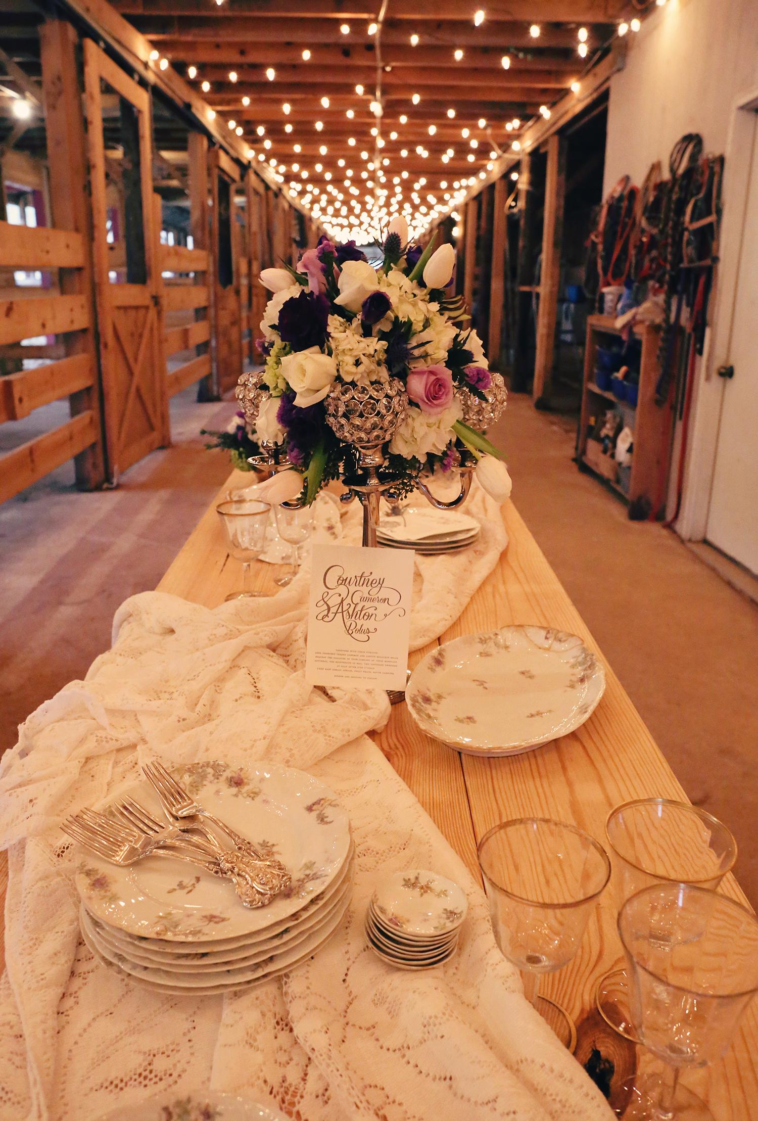 McDowall Acres Barn Wedding