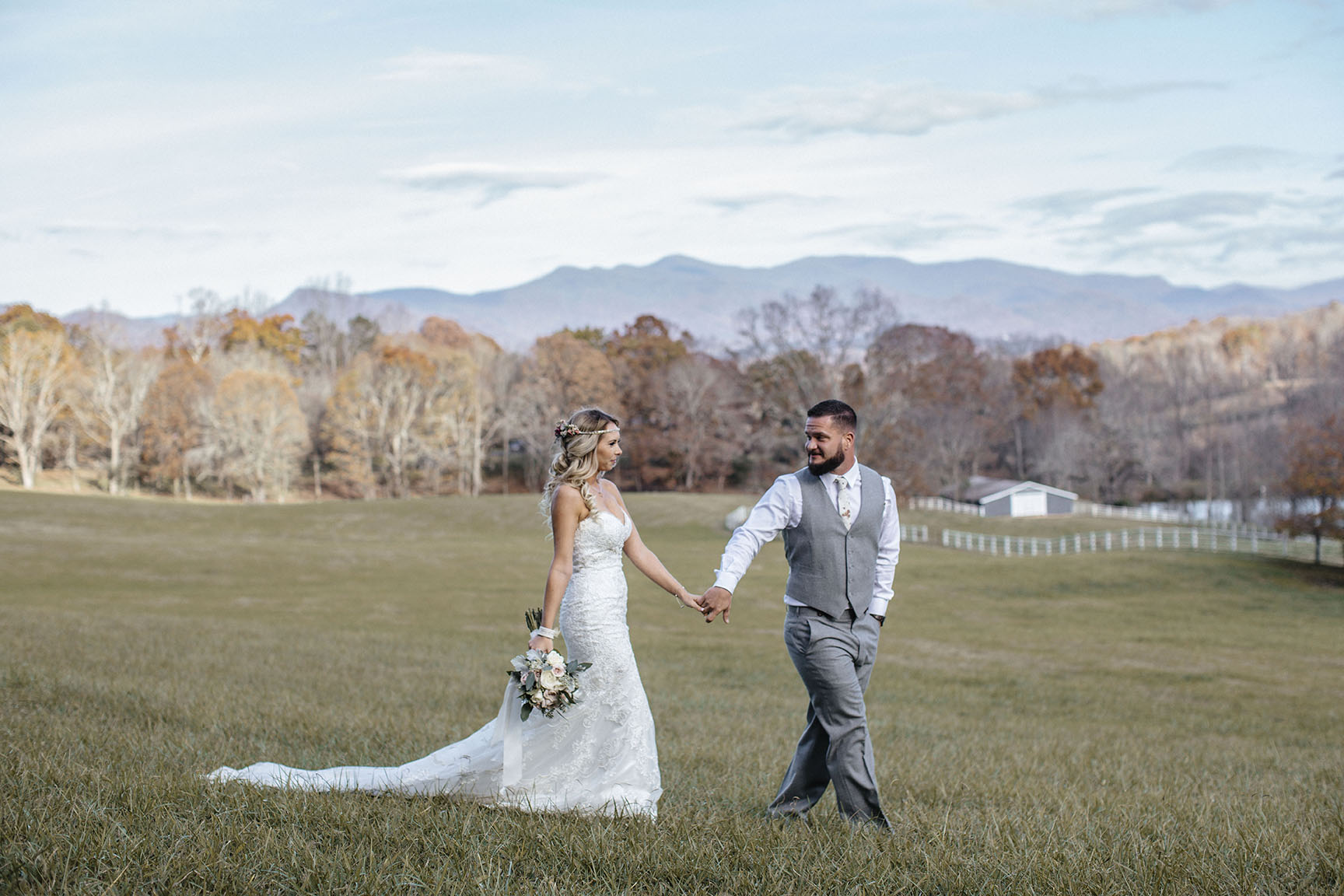 Farm Wedding Styled and Snapped