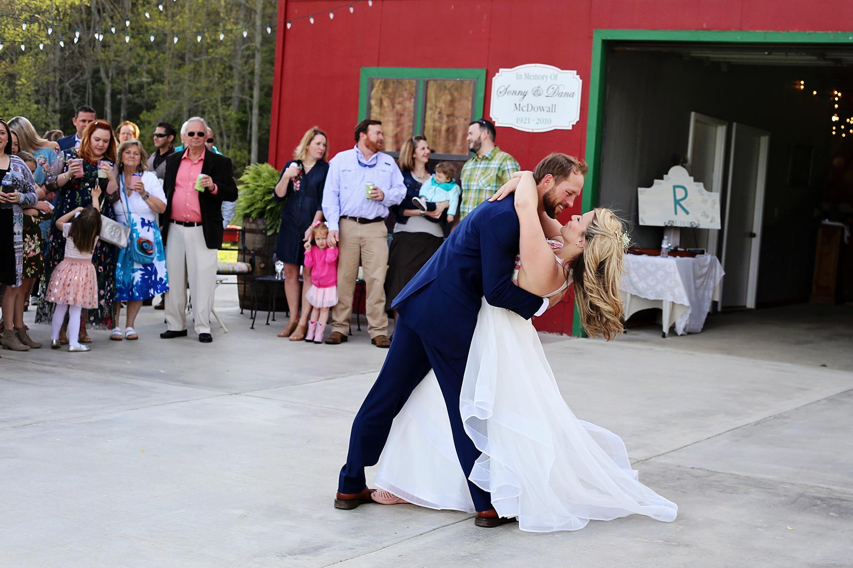 Copy of McDowall Acres Barn Wedding