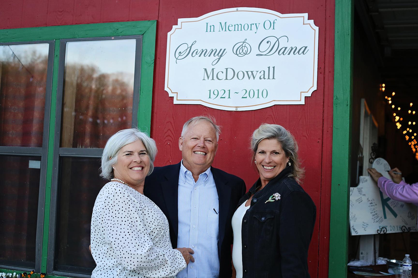 McDowall Acres Owners