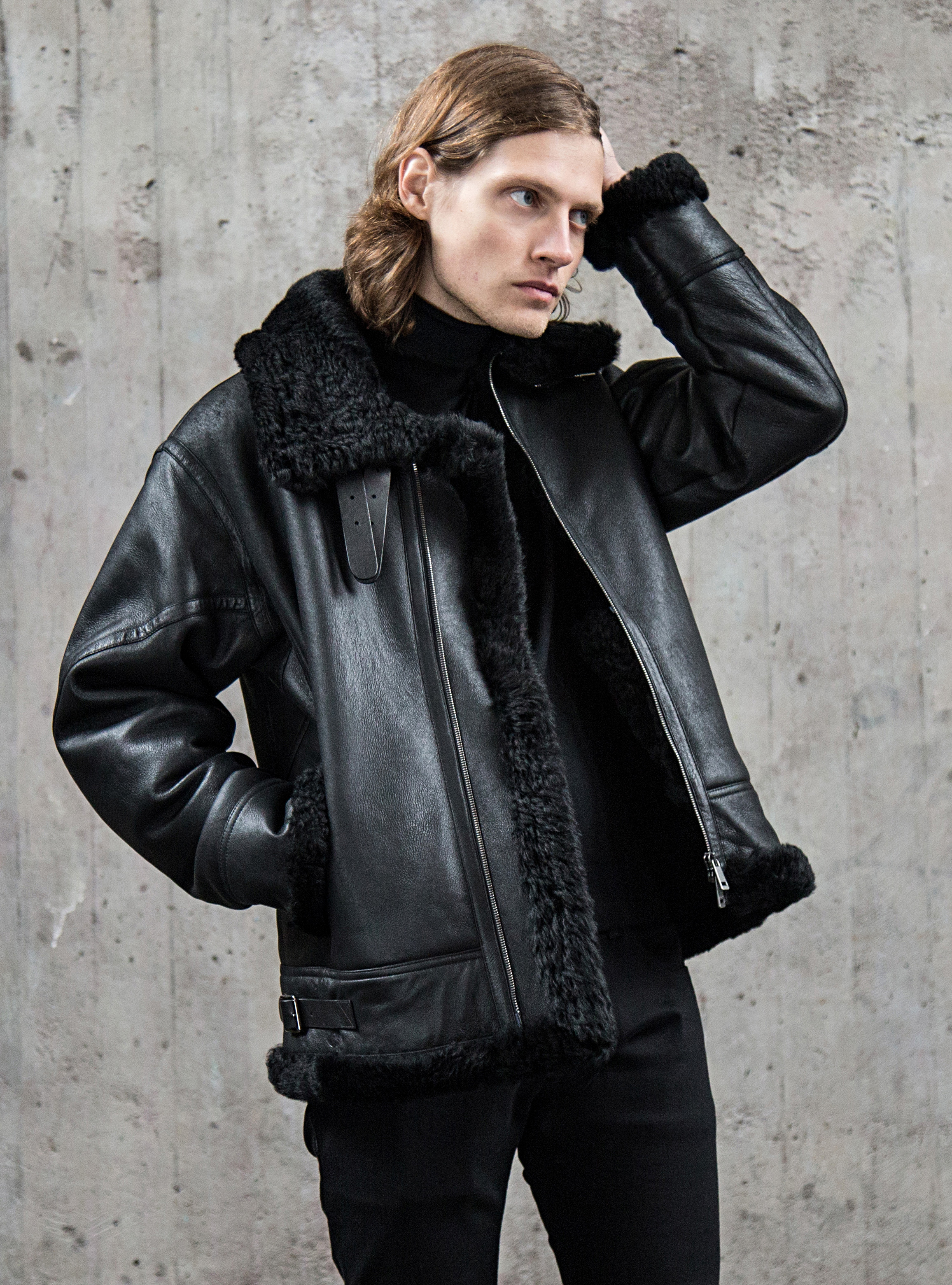 outwear campaign