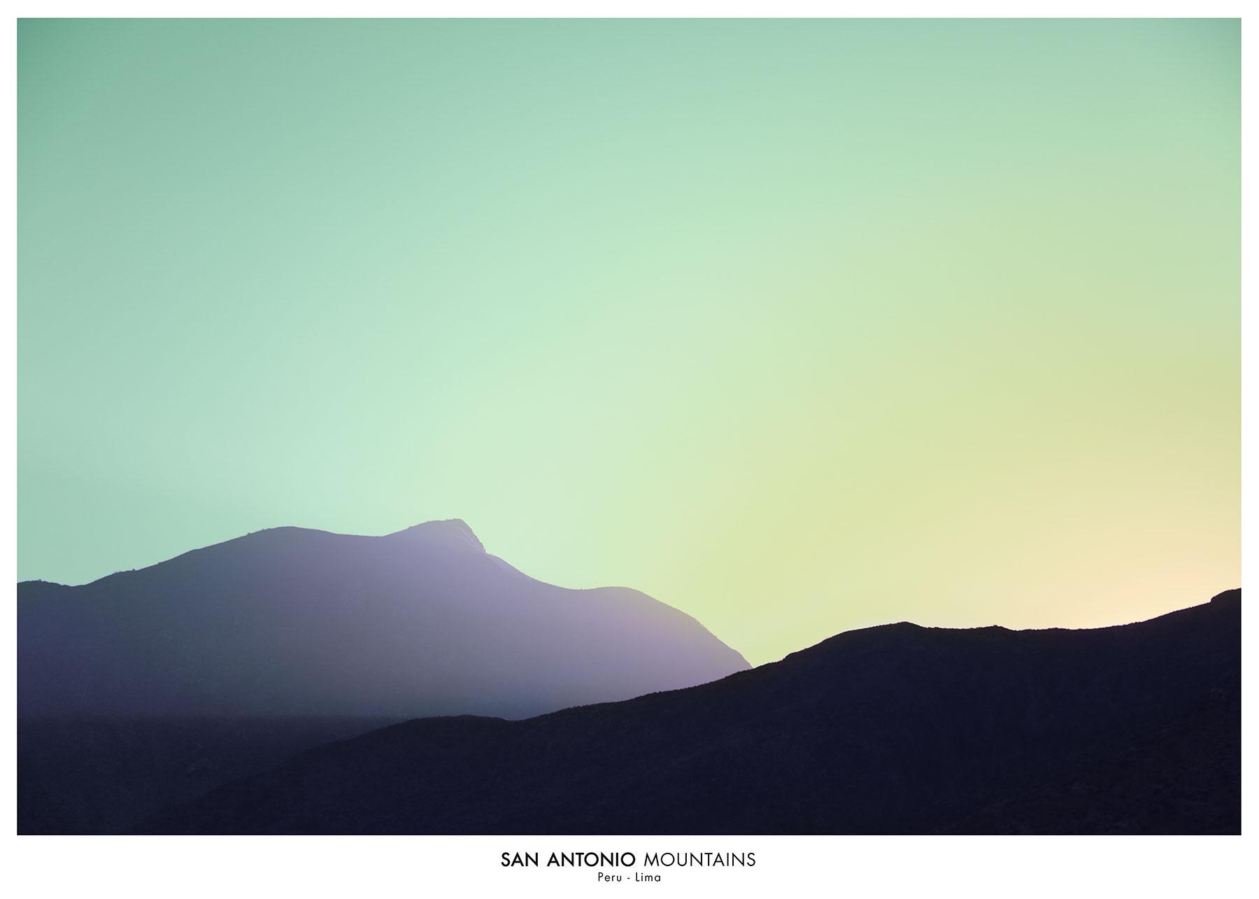 San Antonio Mountains
