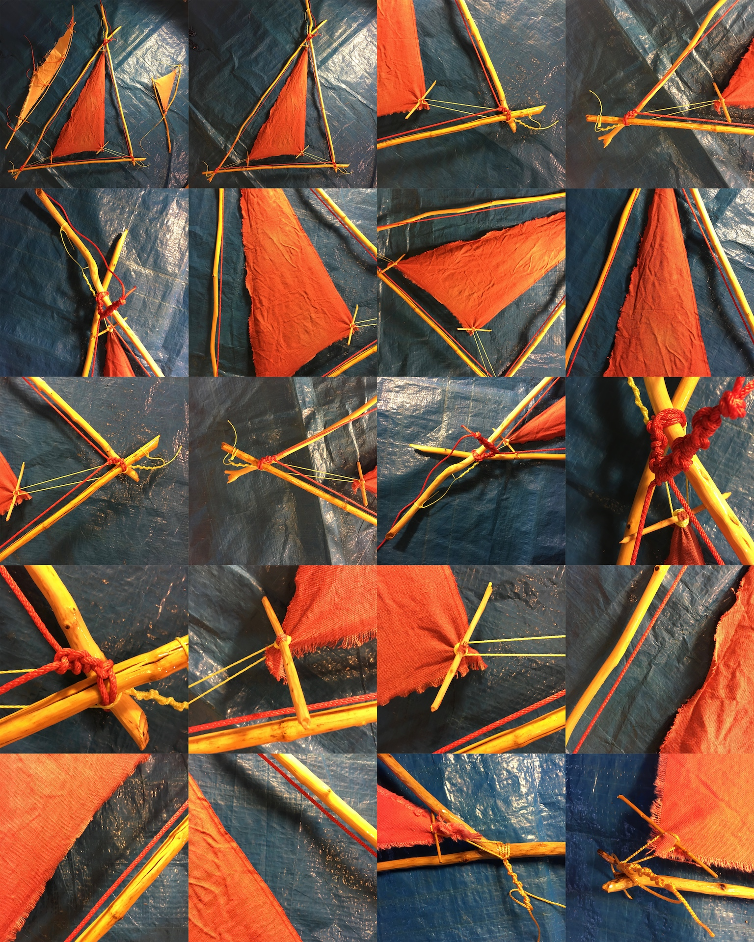 "Calabi-Yau Sails   2017 · digital photo montage · (expected print size: 25""x20"")"