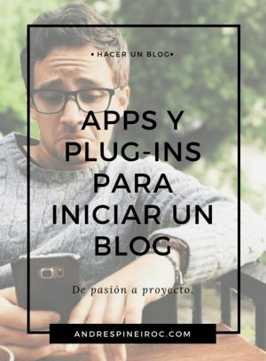 apps para iniciar un blog