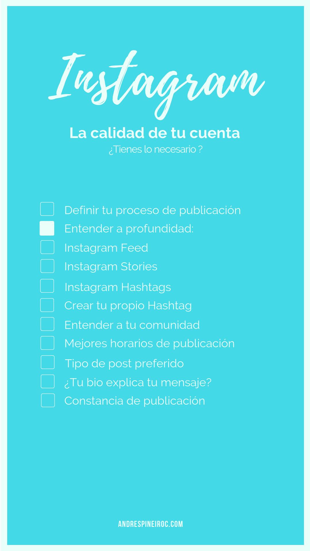 Descarga este  checklist aquí