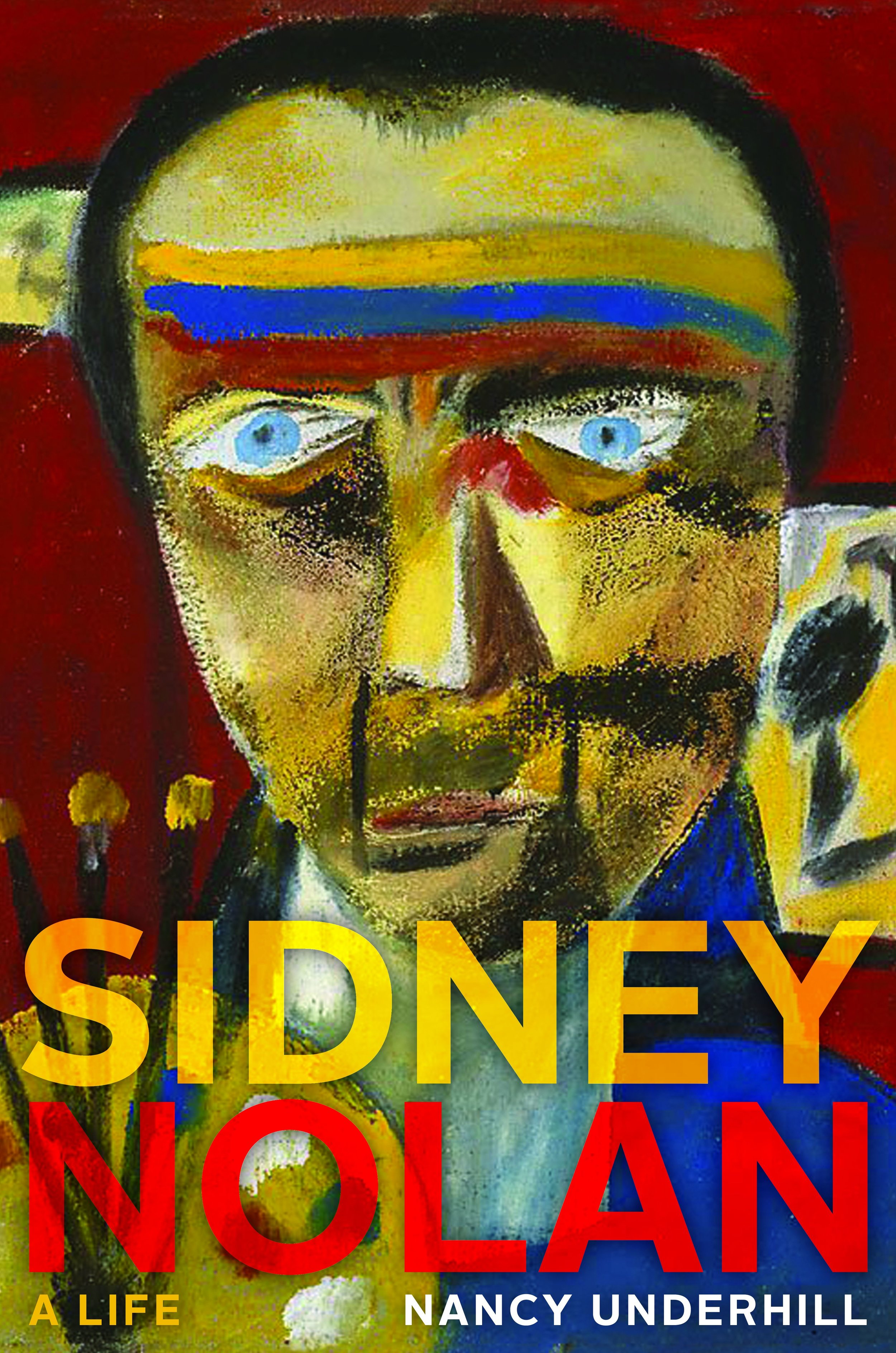 Sidney Nolan: A Life , photograph courtesy of New South Publishing.