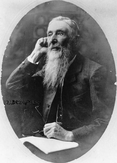 Edward James Bennett (1829-1920). ( State Library of Queensland )