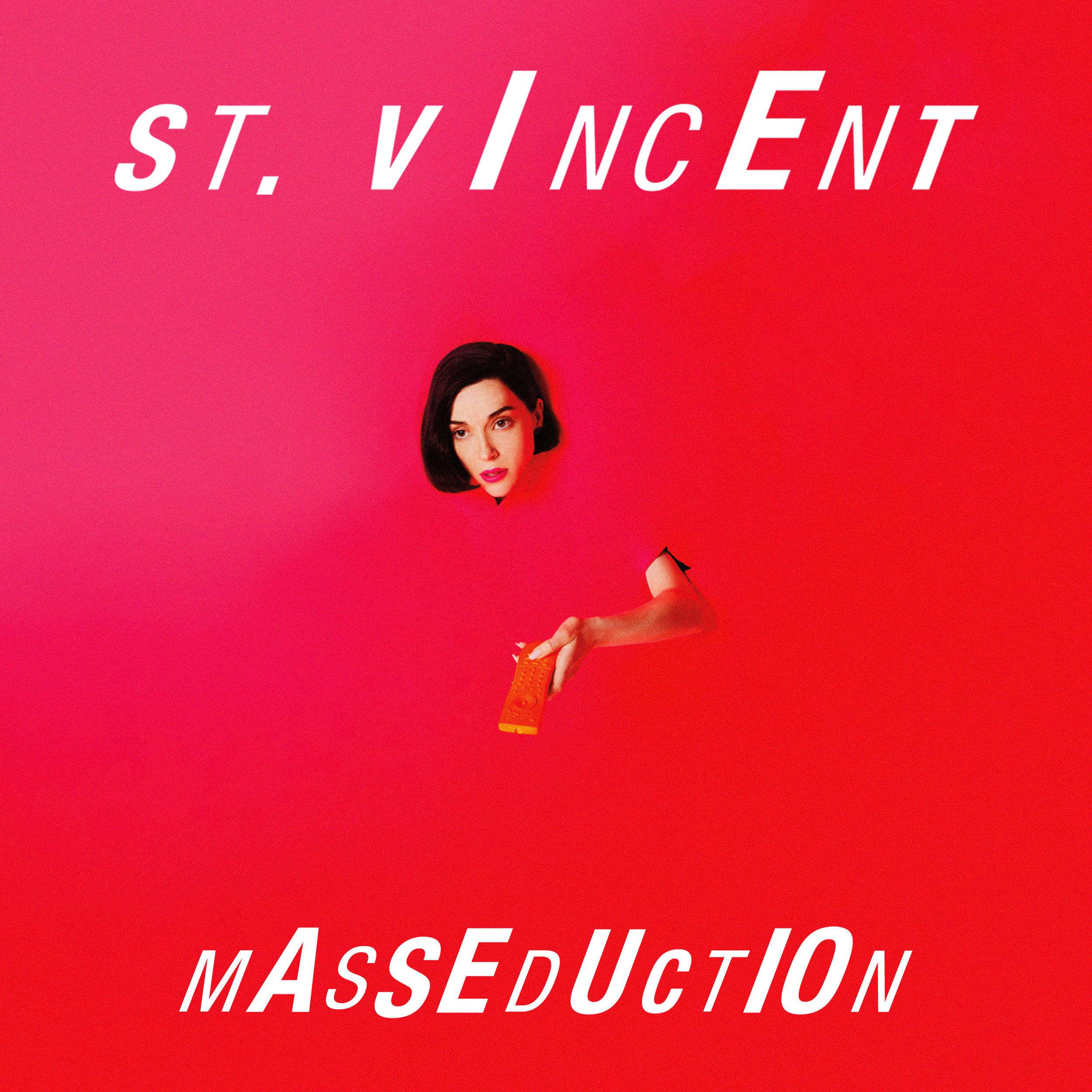 17. St. Vincent - MASSEDUCTION