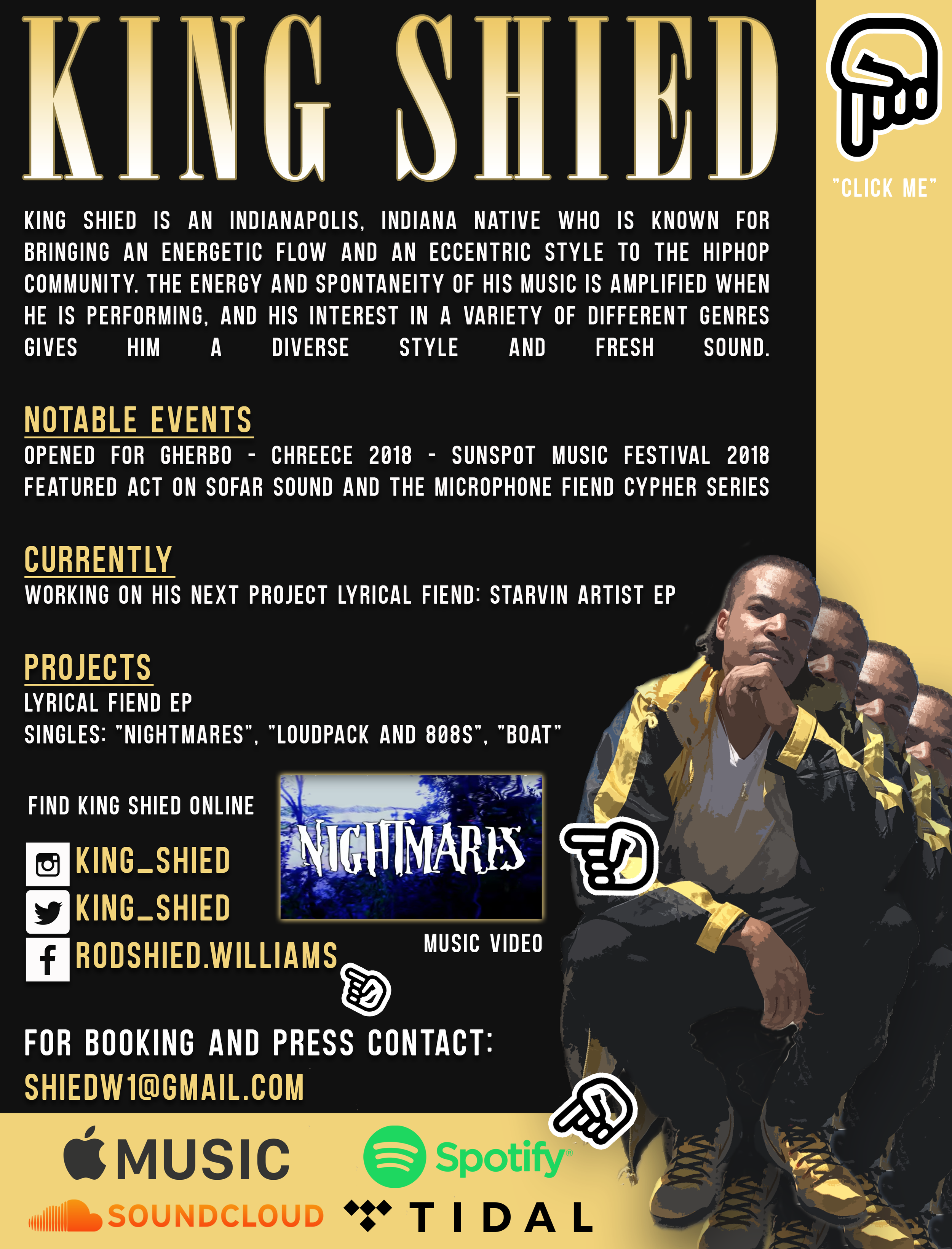 King Shied EPK