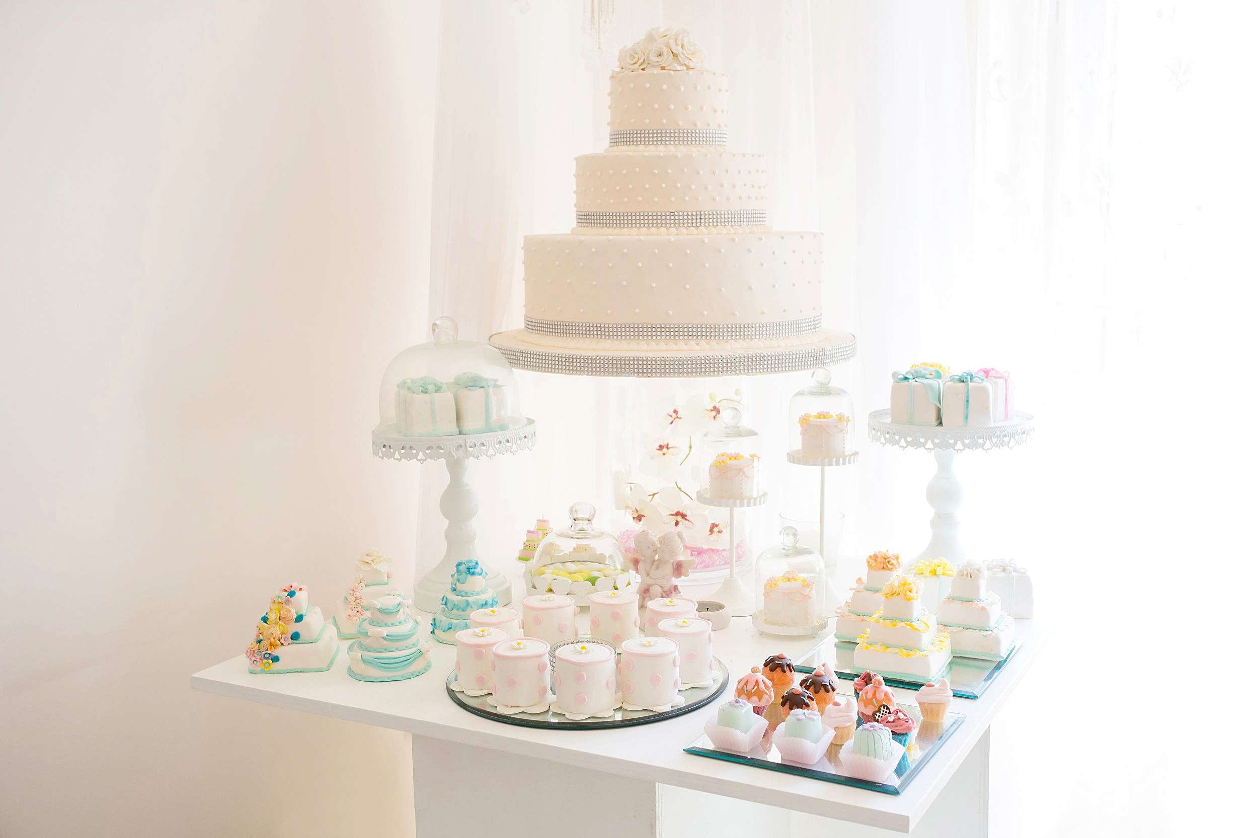 Events Beyond Event Planning   NYC Candy Bar   Sweets and Treats Display   Candy Bar   Dessert Tables   Candy Buffet   Cake   Dessert   Candy  Wedding Favors   Courtney Kern