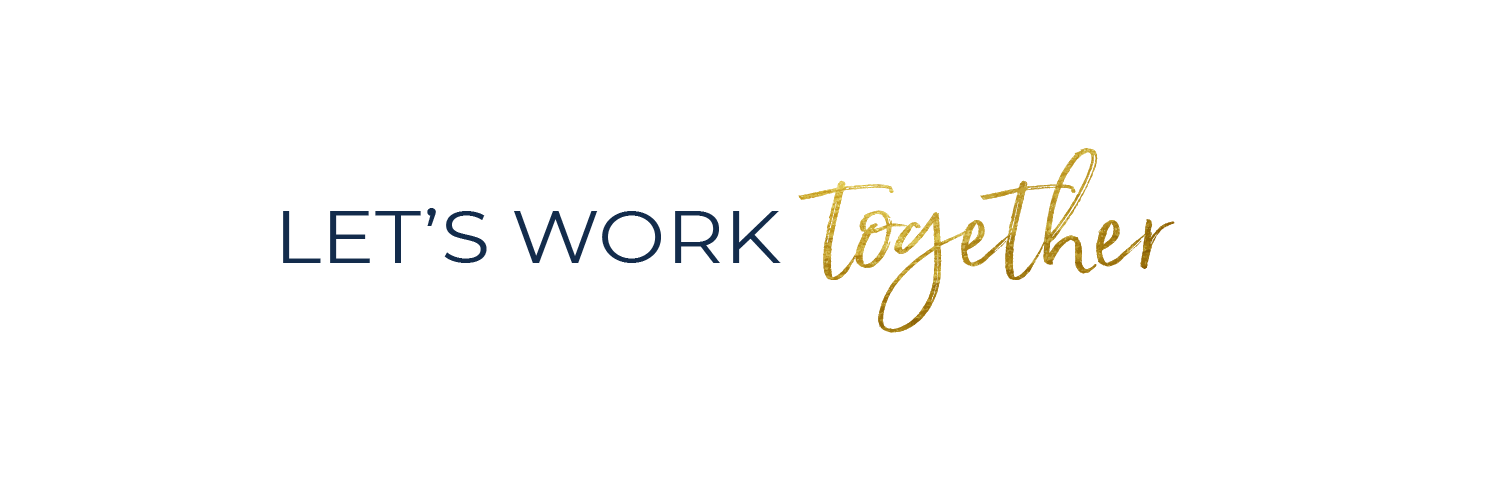 Let's Work Together NYC Boutique Event Planning | Wedding Planning | Event Design | Creative Consulting Firm | Courtney Kern