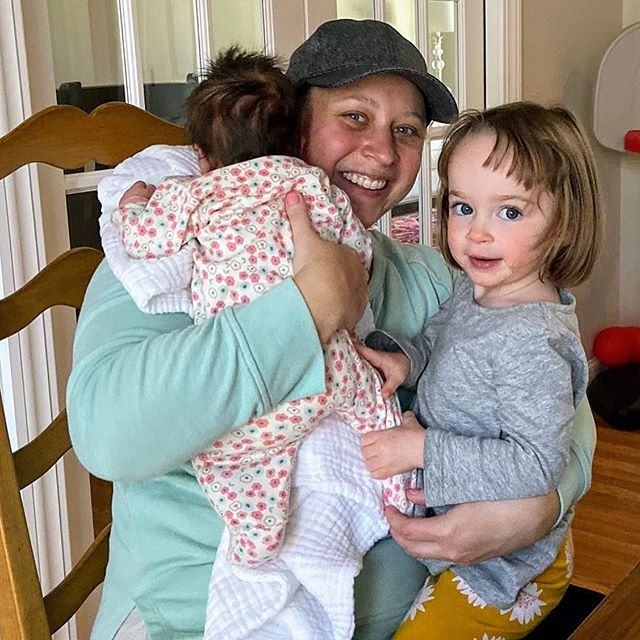 This sums up our weekend visit with my two favorite girls! Auntie Courtney in #myhappyplace #babyheaven meeting our newest little one Josephine and playing with Evie! Beyond thankful my bestie and her hubby makes so much room for us we love these little girls so much. 💕 #thankgoodnessforlittlegirls #enjoythelittlemoments #babygirl #besties #familytime #ohbaby #auntielifeisthebestlife #auntielife #bf #fallfun2019 #eventsbeyond #courtneybkern #courtneykern #makingmemories #weekendfun #craftingcreatingcapturingabeautifullife