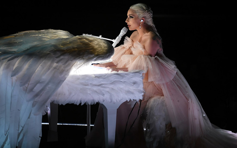 Lady Gaga- Grammy Performance 2018