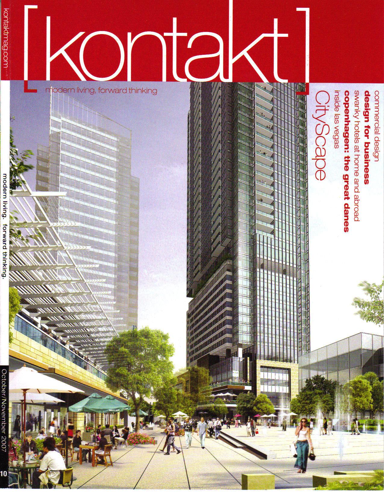 October-November 2007-Kontakt (Cover).jpg