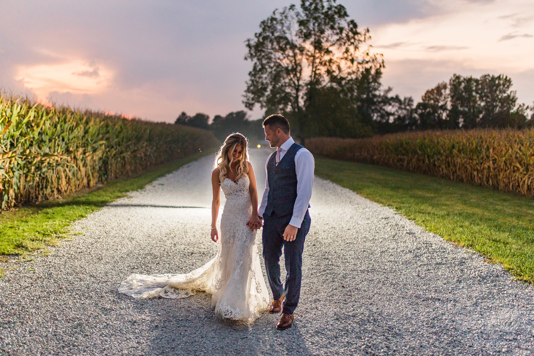 Taylor Hirschmann Wedding