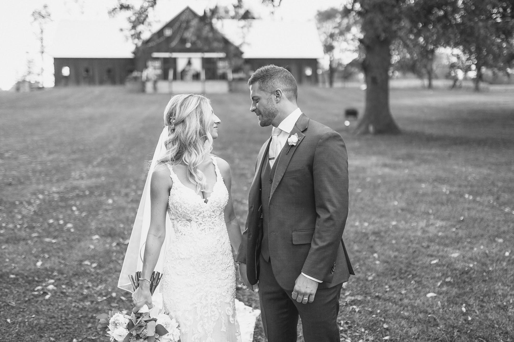 The Hirschmann's wedding