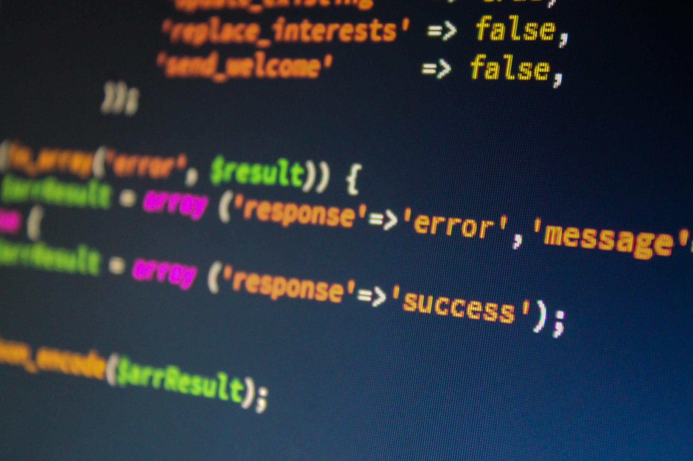 Extensive Software Development Expertise