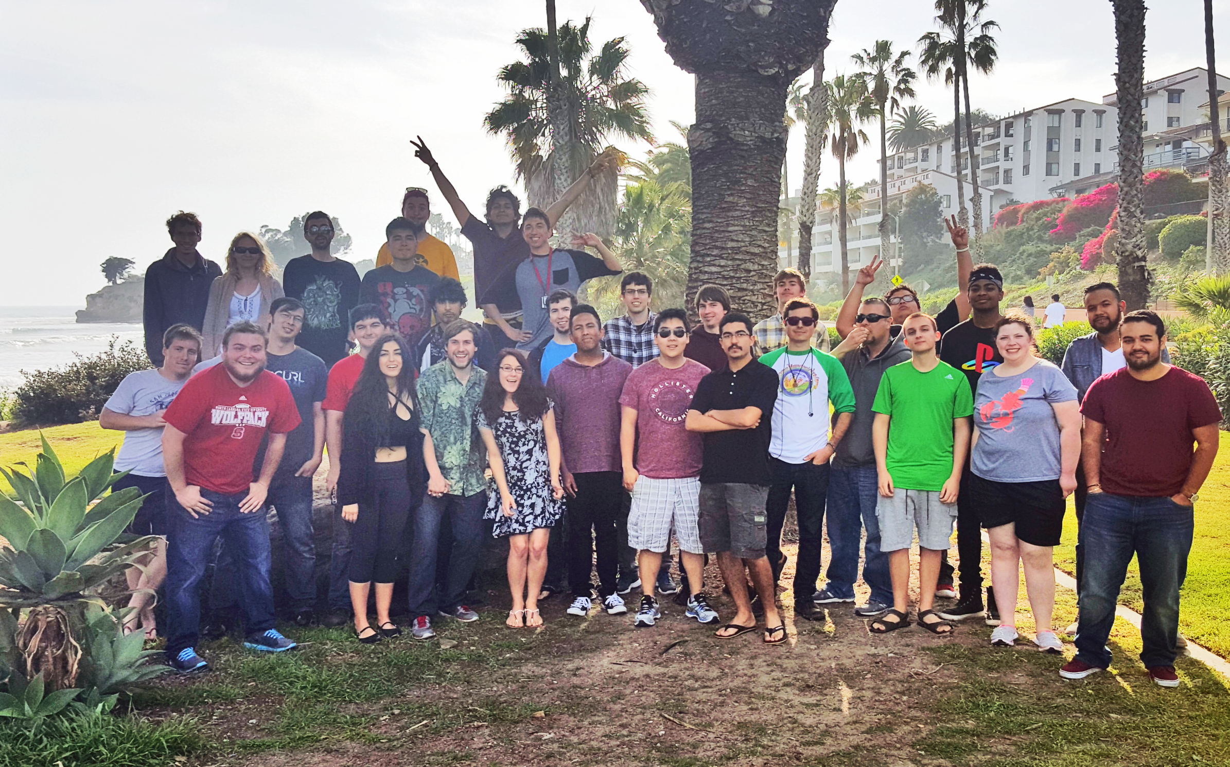 The  SBCC Computer Science Club . Founded in 1981, CS Club is one of SBCC's oldest,most vibrant, and most engaged clubs.