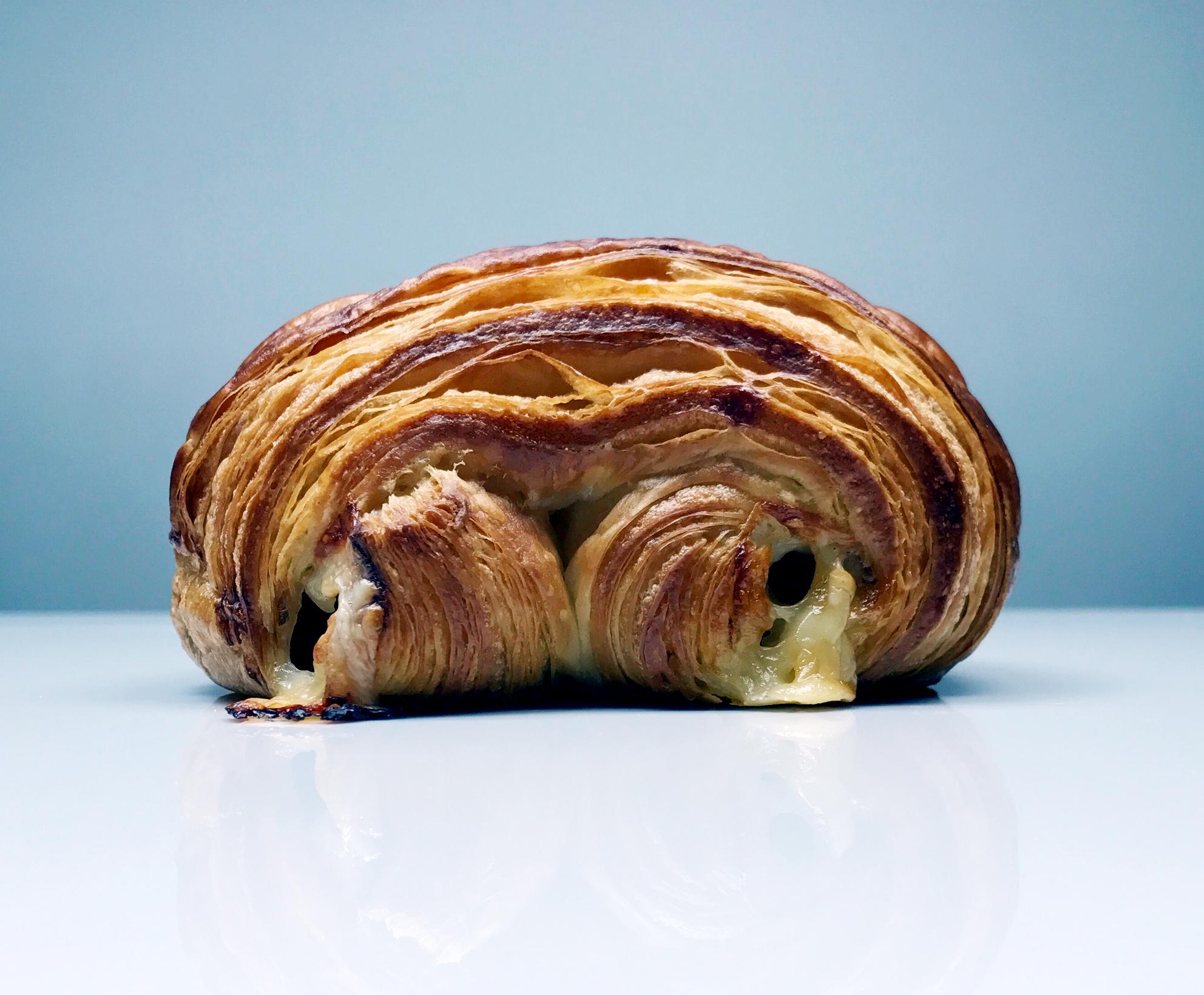 Ham Swiss Croissant