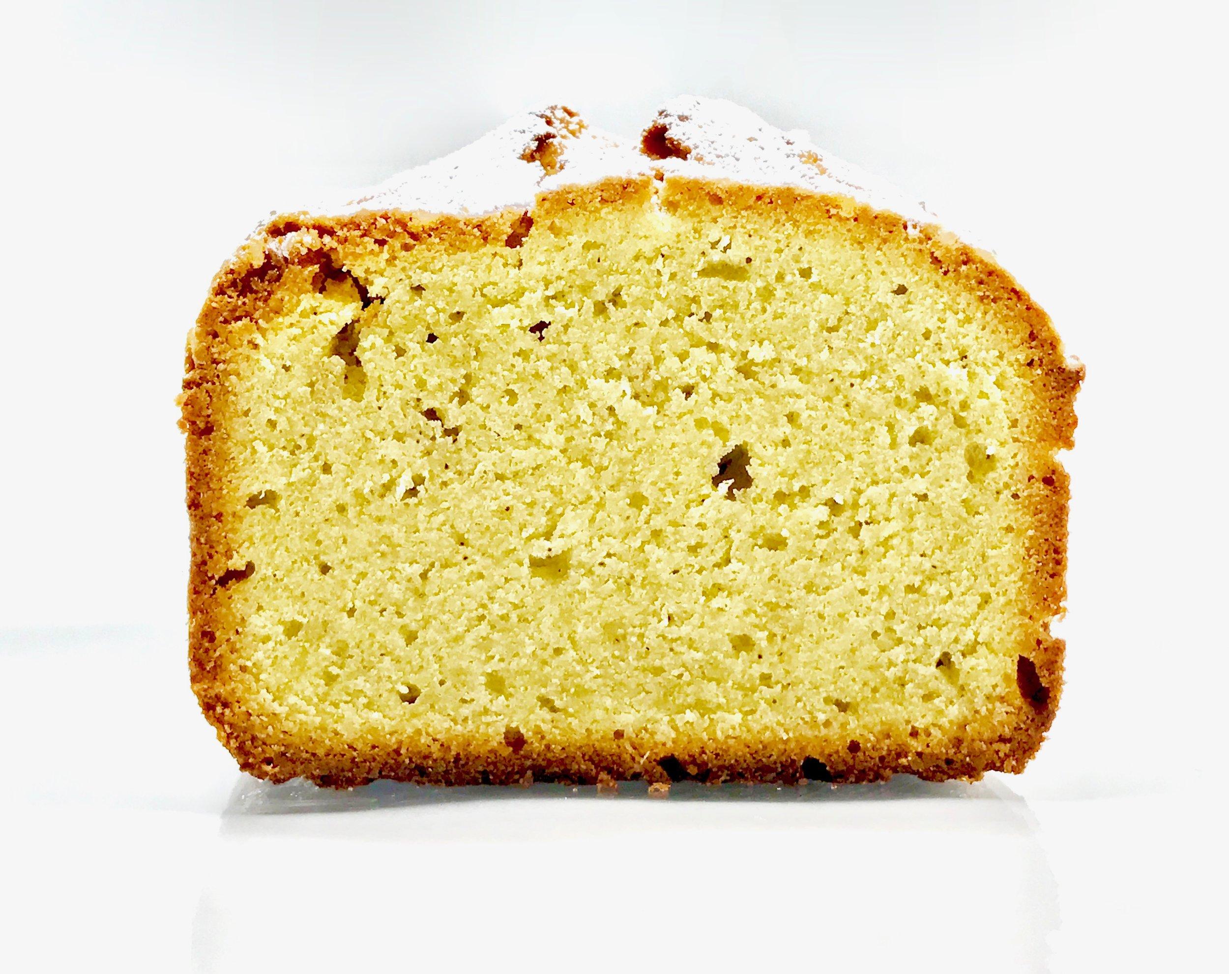Pistachio Cardamom Bread