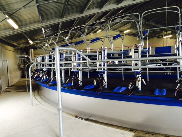 DeLaval Parallel Rotary pr1500