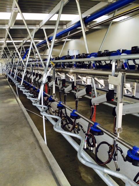 Delaval Midiline™ Milking System