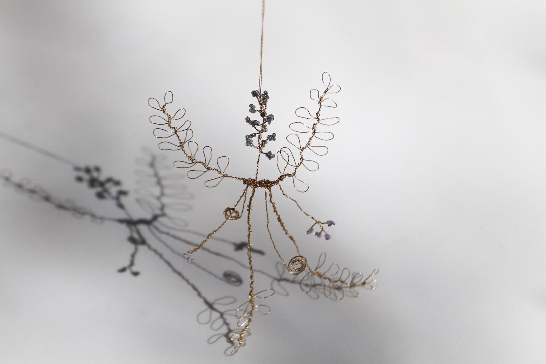 handmade ornament/wall hanging