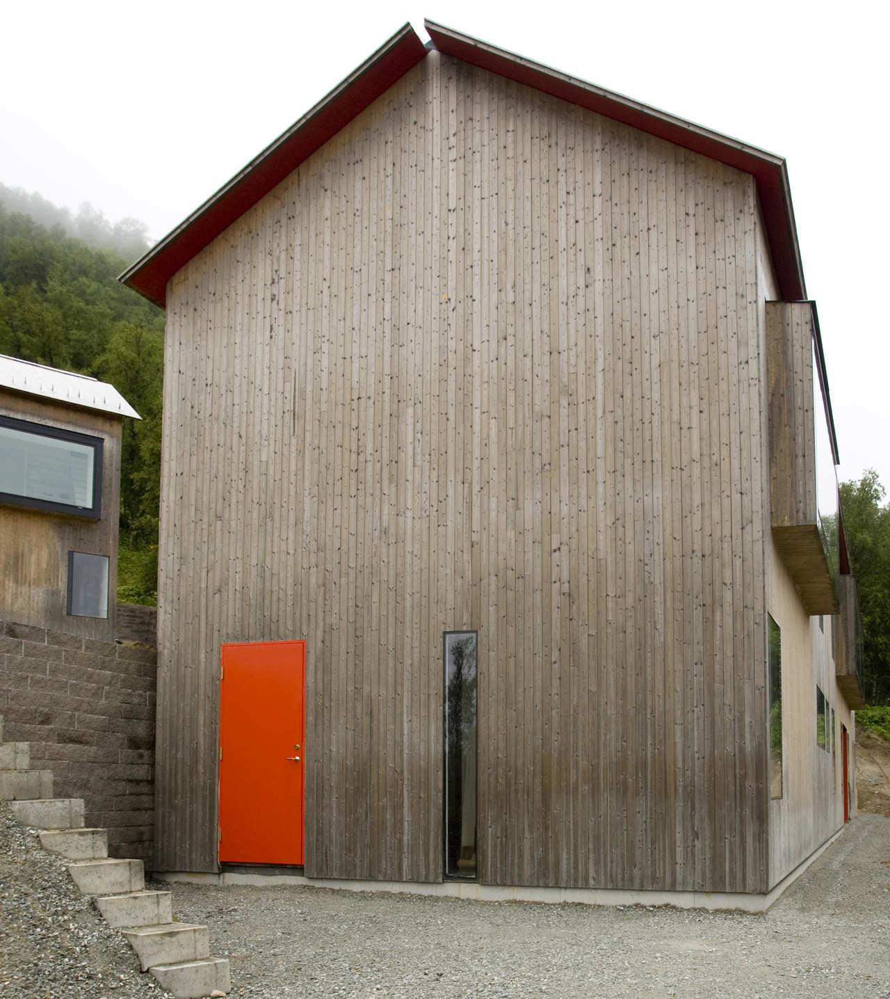 Osthang / Daniel Fagerberg Arkitekter