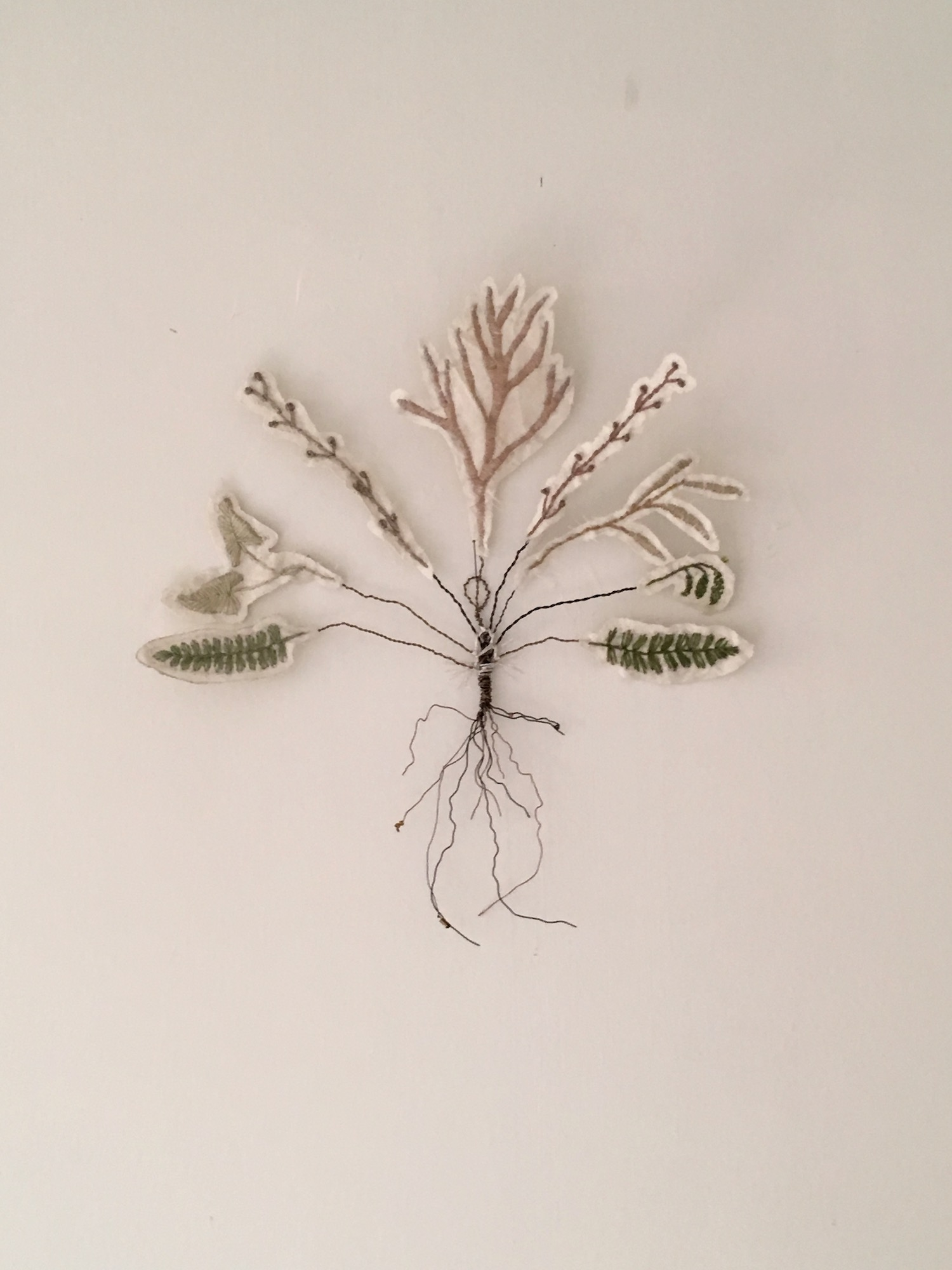 leafy bouquet no. 1