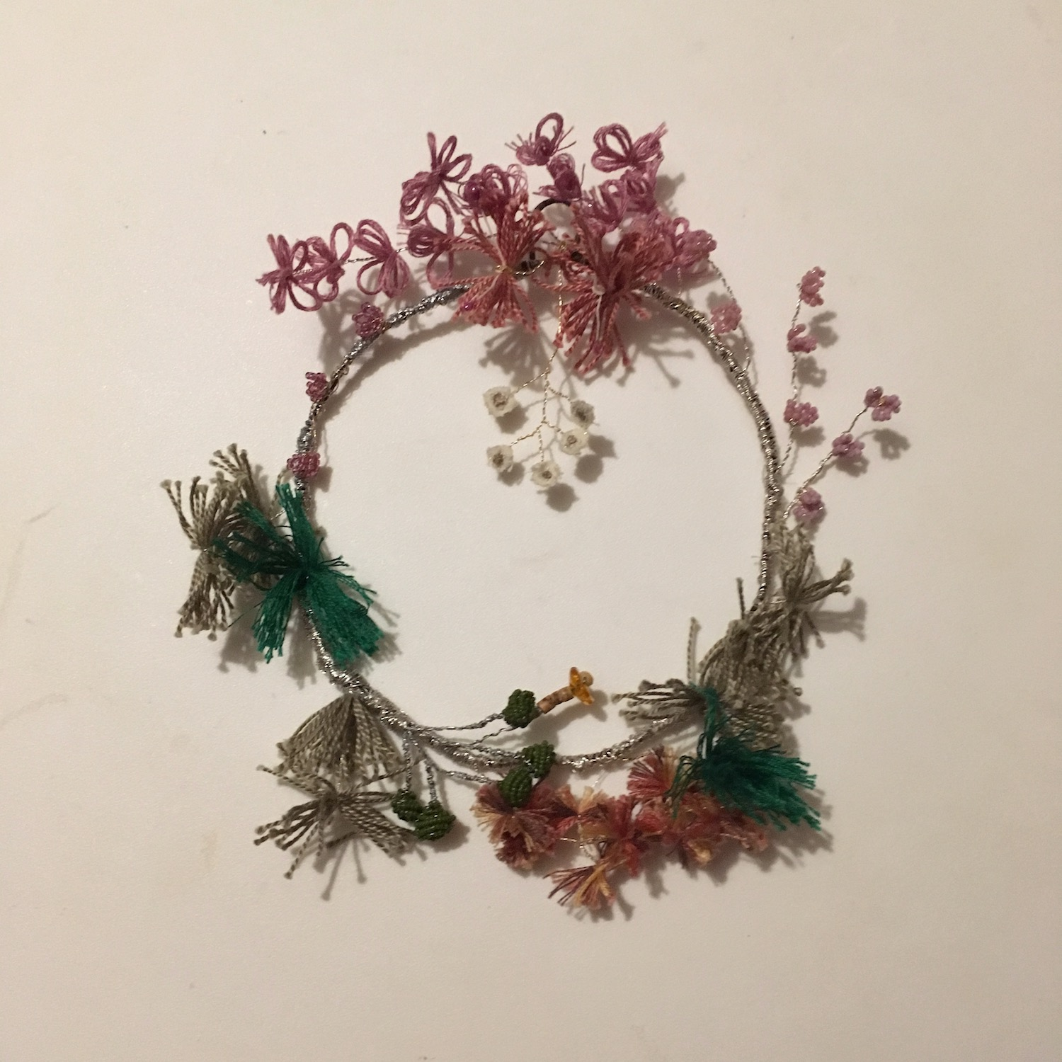 kuwatani botanical wreath no. 2